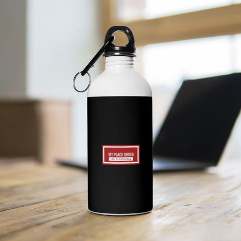Stainless Steel Water Jug (Black)