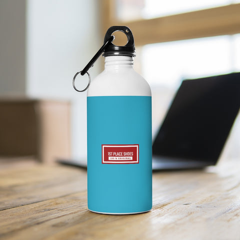 Stainless Steel Water Jug (Aqua Blue)