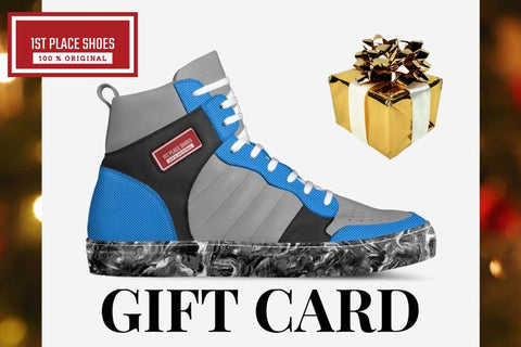 1st Place Shoes - Gift Card