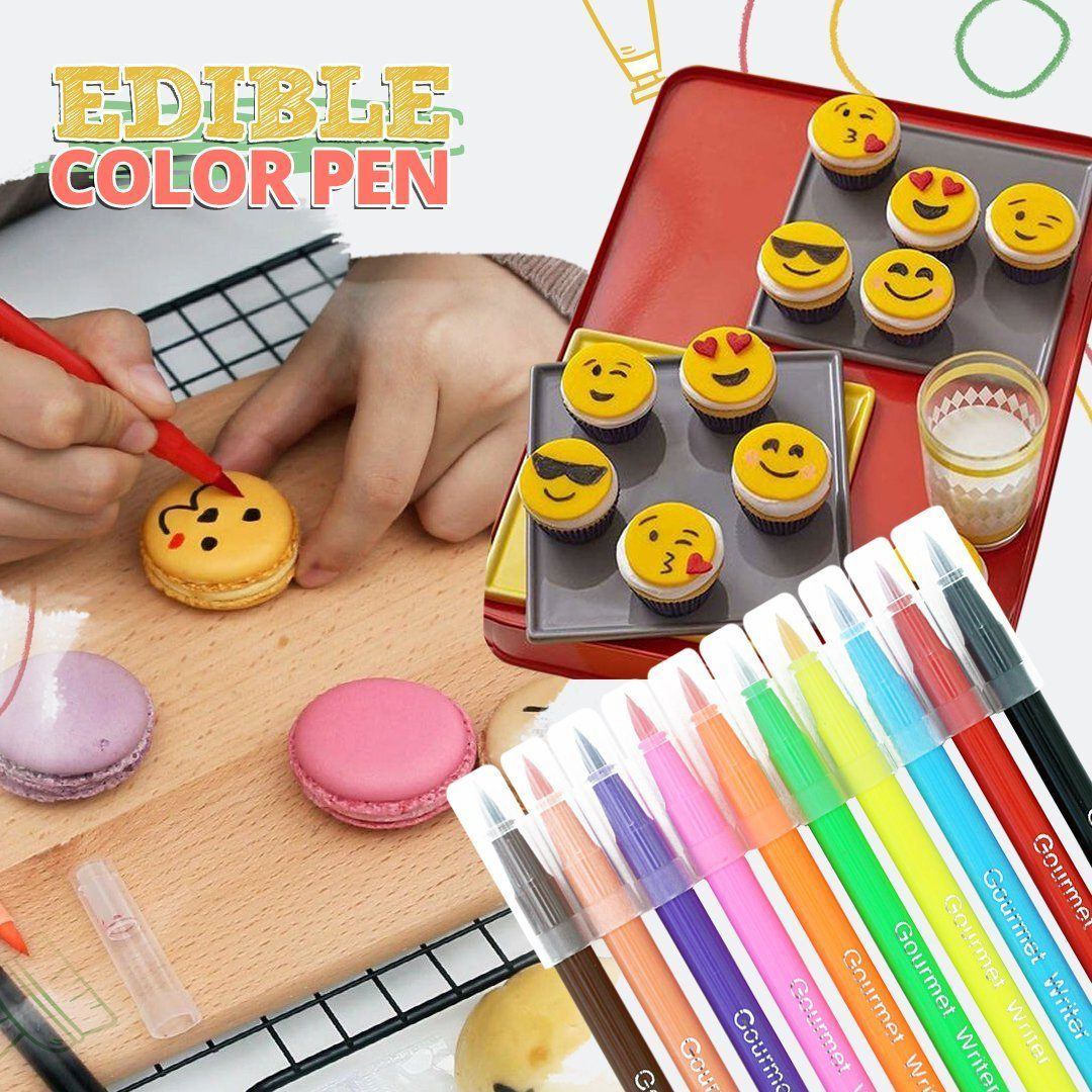 Edible Color Pen