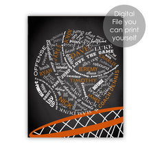 Load image into Gallery viewer, Personalized Basketball Gift for Coach or Team