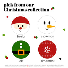 Load image into Gallery viewer, cute Christmas craft activities for kids