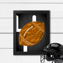 Load image into Gallery viewer, personalized gift for football player