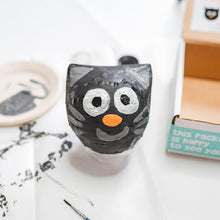 Load image into Gallery viewer, diy cute black cat halloween decor