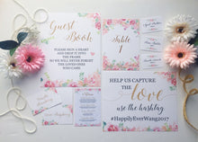 Load image into Gallery viewer, wedding signage collection