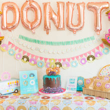 Load image into Gallery viewer, donut themed party