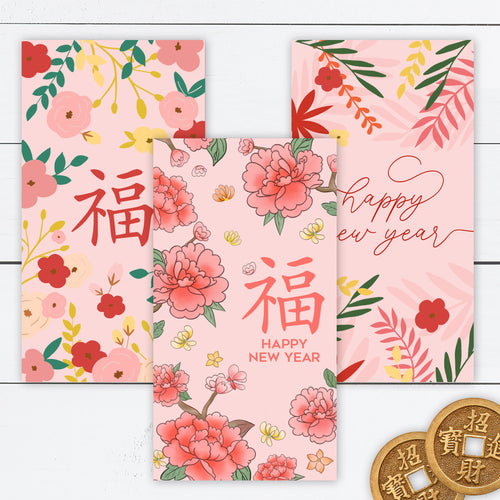 lunar new year envelope