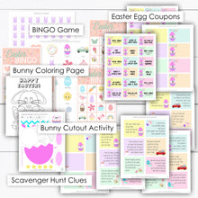Load image into Gallery viewer, easter activity printables