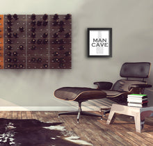 Load image into Gallery viewer, man cave art print wall decor