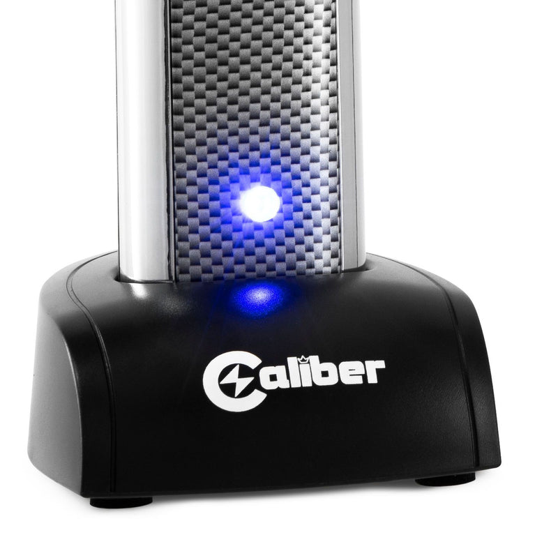 CALIBER  .50 CAL MAG HIGH SPEED MAGNETIC MOTOR CORDLESS CLIPPER, 3RD GEN