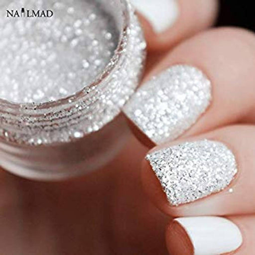 Nail Builder Extension Acrylic Powder Glitter For Nail Art Design Long Strong Nails