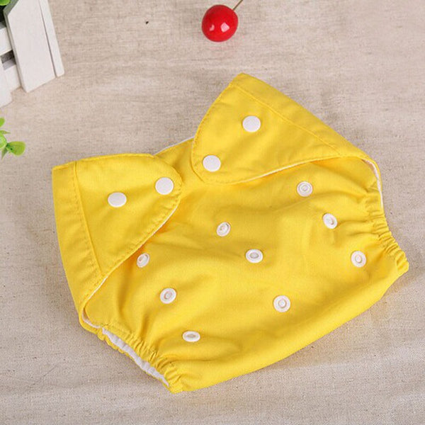 Reusable Baby Cloth Diaper (With Insert)