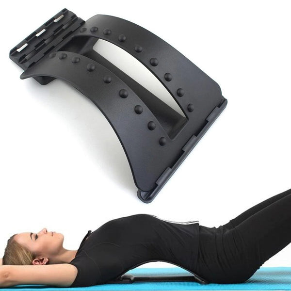 BACK STREATCHER AND MASSAGER