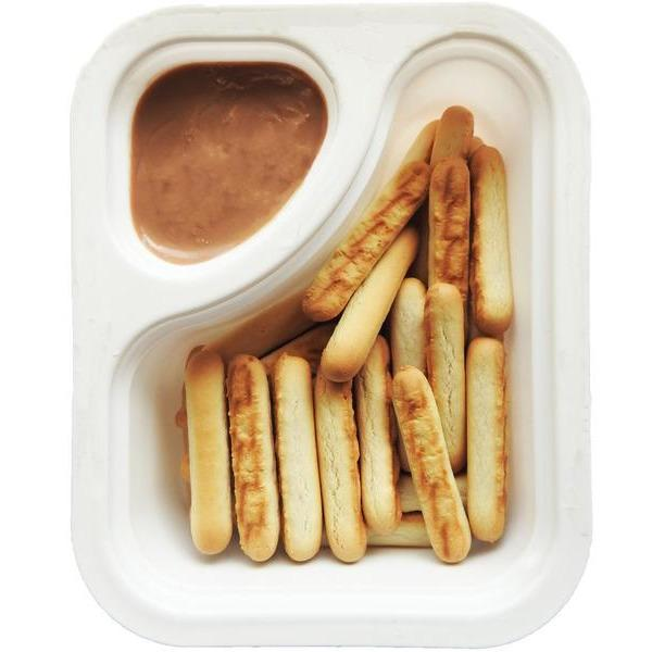 HoiPure - Dipsters- Biscuit Sticks with Caramel Dip