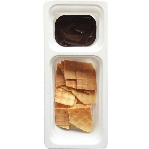 HoiPure - Dipsters- Chocolatey Dip with Waffle Chips
