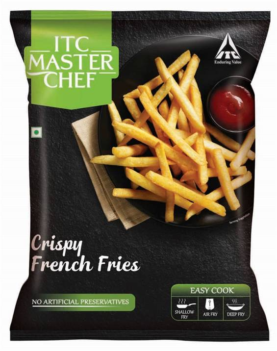 ITC - Crispy French fries (500g)
