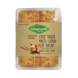 Wingreens- Baked Multigrain Flatbread with Flax Seeds (100g)