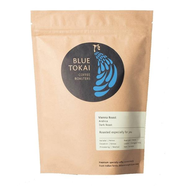 Blue Tokai- Vienna Roast Dark Roast (French Press)