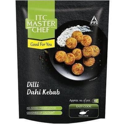 Ready To Eat - ITC - Dilli Dahi Kebab(210g)