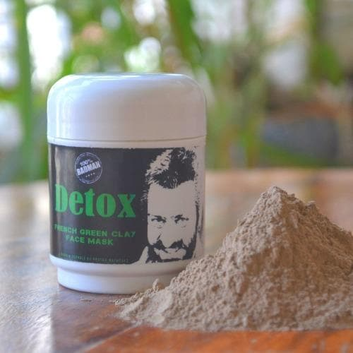 French Green Clay Mask (Men's Exclusive – Detox)