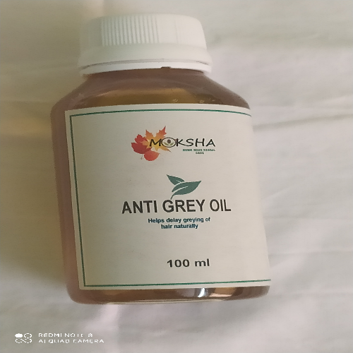 Anti Grey Hair Oil