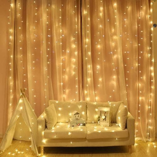 LED String Light (Warm Yellow) - Diwali Decor