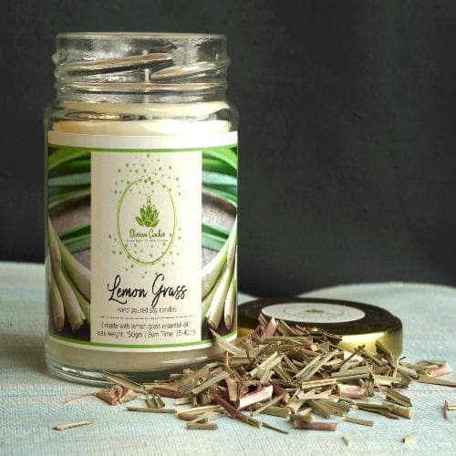 Aroma Candles - Lemon Grass