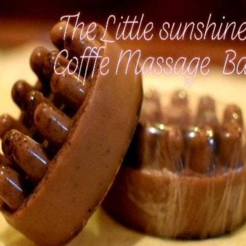 Coffee Mocha Scrub Soap