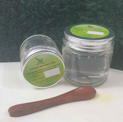 Natural Aloevera Gel - Moisturizing