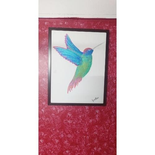 Hummingbird - Metallic Paint