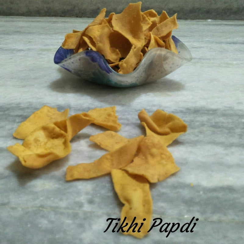 Spicy Papdi Gathiya - Gujarati Snacks