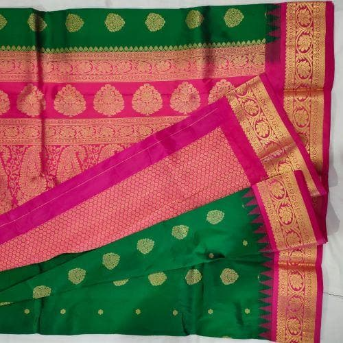 Pure Silk Saree Kanjivaram