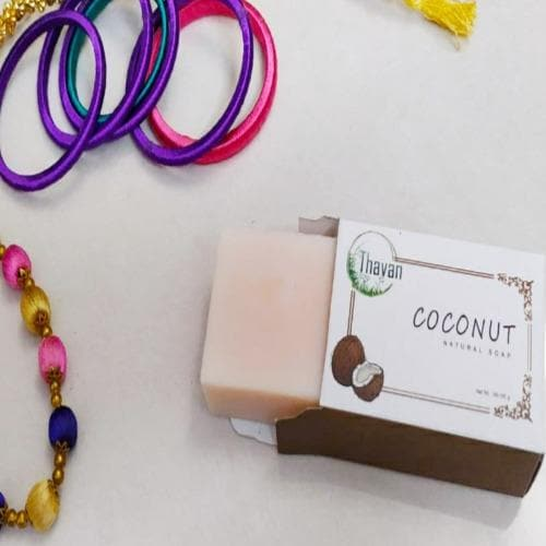 Coconut Soap - Moisturizing