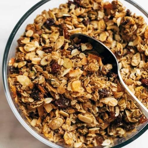 Granola - High Fibre