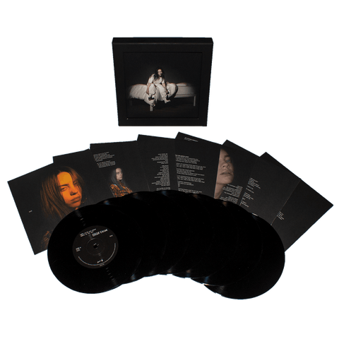 "WHEN WE ALL FALL ASLEEP,  WHERE DO WE GO? Collector's Edition 7"" Box Set"