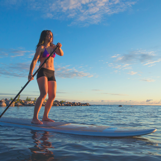 Standup SUP Paddleboard Clothing for Women