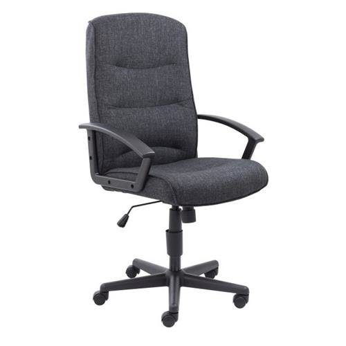 Canasta II Charcoal - Clearance Office Furniture