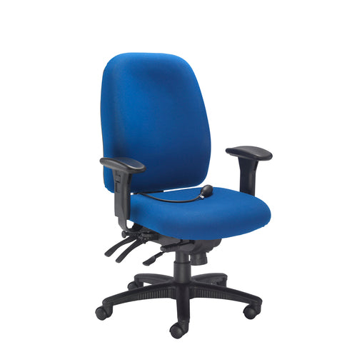Vista High Back Chair - Clearance Office Furniture