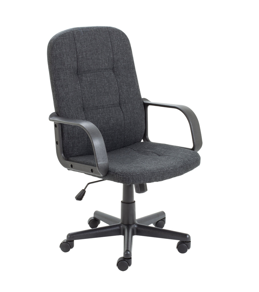 Jack 2 Executive Chair Charcoal