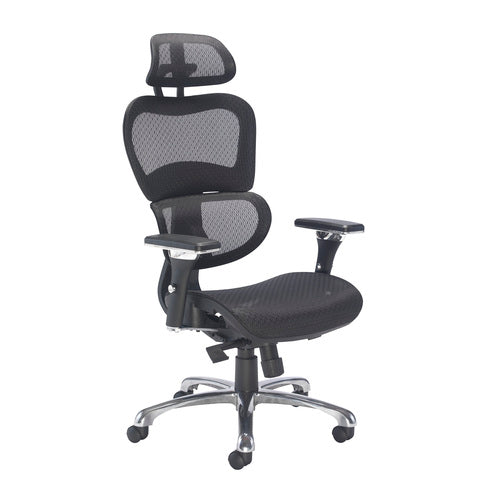Chachi Mesh Chair - Black - Clearance Office Furniture