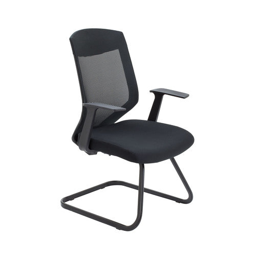 Vogue Medium Back Cantilever Chair
