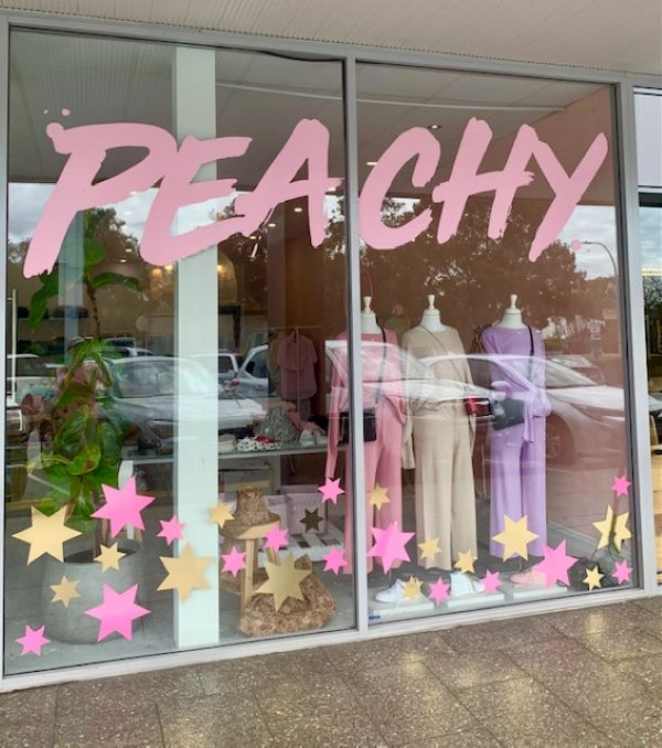 Peachy Boutique, Perth
