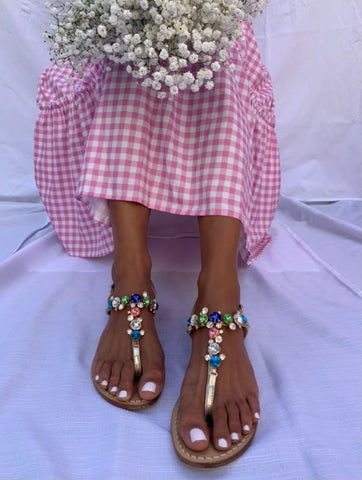 Mothers Day gift sandals ankalia