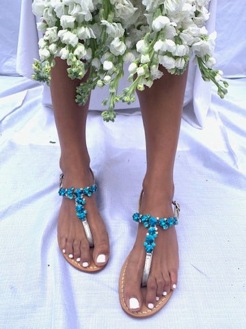 Ankalia Sandals sparkly Mother's Day gift