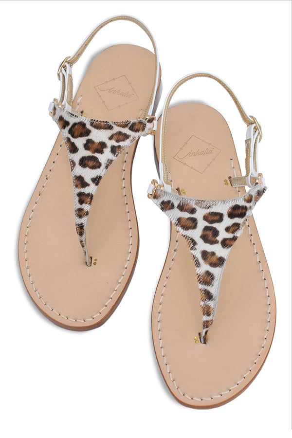 Savannah Printed Sandal
