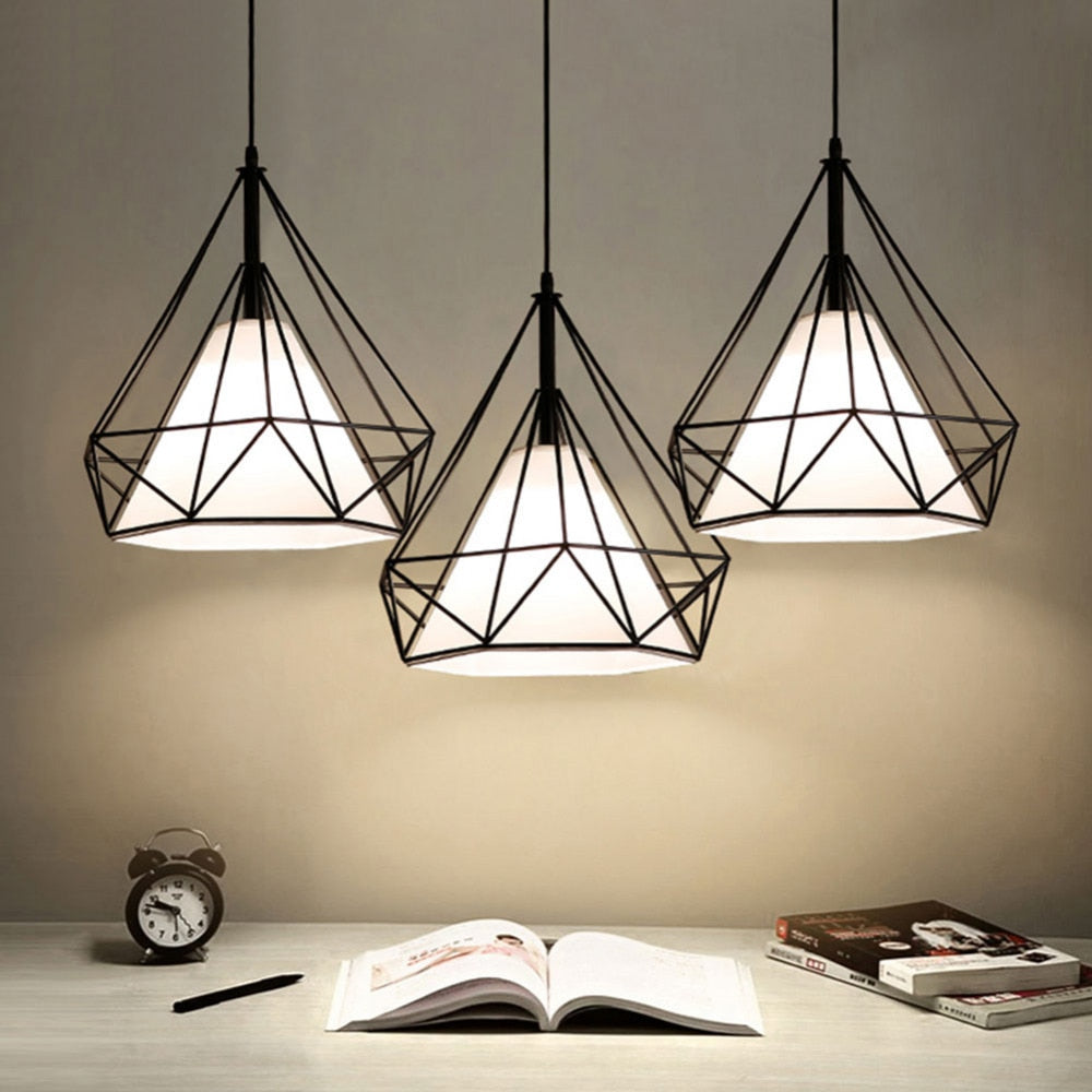 Modern Pendant Light  Vintage Led Lamp