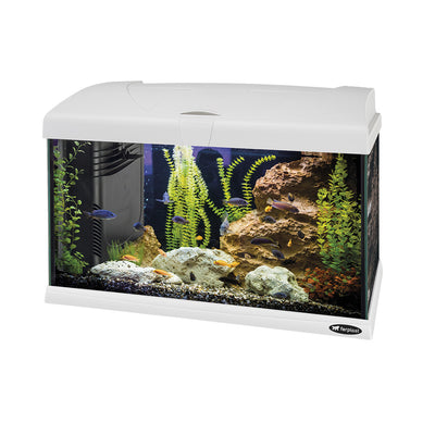 CAPRI 50 LED - 40 L Weiß Ferplast