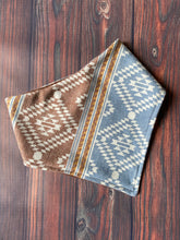 Load image into Gallery viewer, Prairie Flannel Bandana