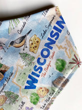 Load image into Gallery viewer, Wisconsin Love Bandana