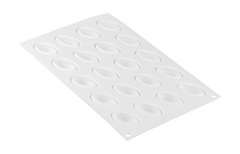 QUENELLE 10 - STAMPO IN SILICONE N.20 QUENELLE MINI 43X21 H20 MM